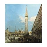 The Piazzetta  Venice  with the Bacino Di S Marco and the Isola Di S Giorgio Magiore