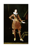 Portrait of King Charles I as the Prince of Wales