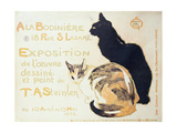 Exposition a La Bodiniere  Poster Advertising an Exhibition of New Work  1894