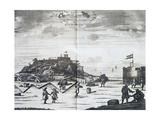 Nassau Fort on Goree Island  Senegal  Port of Call of Dutch West India Company