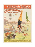 The Barnum and Bailey Greatest Show on Earth - the Great Coney Island Water Carnival  1898