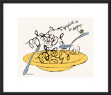 Spaghetti is So Slippery  c 1958