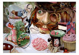 Alice in Wonderland (Tea party)