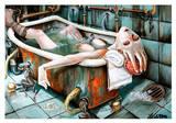 Lush Reproduction d'art par Leslie Ditto