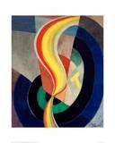 Helix, 1923 Giclée par Robert Delaunay