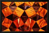 Cinquante secrets magiques, le tigre Poster en laminé encadré par Salvador Dalí