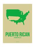 Puerto Rican America Poster 1