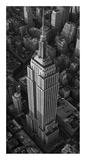 Empire State Building, NYC Reproduction d'art par Cameron Davidson