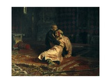 Ivan the Terrible and His Son Ivan on Nov