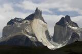 Los Cuernos Del Paine  Torres Del Paine National Park  Patagonia  Chile  South America
