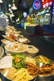 Nandaemun Food Market  Seoul  South Korea  Asia