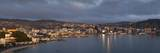 Panorama of Wellington City and Harbour