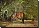 A Summer Place Tableau sur toile par Barry Hart