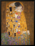The Kiss  c1907