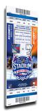 2014 NHL Stadium Series Mega Ticket - Islanders vs Rangers