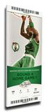 2008 NBA Finals Mega Ticket - Game 1  Garnett - Boston Celtics