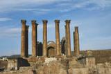 Jordan  Jerash  Temple of Artemis