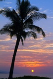 Sunset in Paradise  Makena  Maui  Hawaii