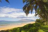 Keawakapu Beach  Wailea on Island of Maui  Hawaii