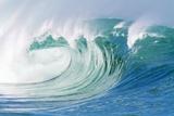 Breaking Wave in Hawaii