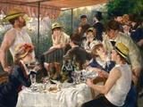 Le déjeuner des Canotiers  Giclée par Pierre-Auguste Renoir