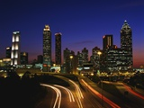 Atlanta at Dusk