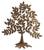 Westchester Gilded Tree Wall Art