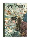 The New Yorker Cover - March 28  1936