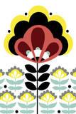 Nordic Flowers V
