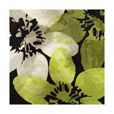 Bloomer Tiles V Reproduction d'art par James Burghardt