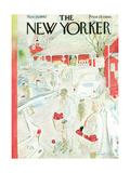 The New Yorker Cover - November 10  1962