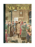 The New Yorker Cover - March 3  1951