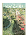 The New Yorker Cover - May 21  1960