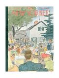 The New Yorker Cover - July 28  1951
