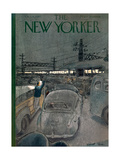 The New Yorker Cover - October 4  1947