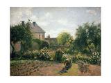 Le jardin de l'artiste à Eragny