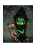 Wicked Witch and Her Hourglass