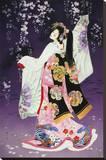 Sagi No Mai Tableau sur toile par Haruyo Morita