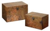 Ambrosia Copper Box Pair