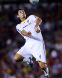 Aug 1  2009  FC Barcelona vs Los Angeles Galaxy - Omar Gonzalez
