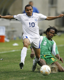 2007 CONCACAF Gold Cup Quarterfinals: Jun 17  Honduras vs Guadalupe- Julio Cesar