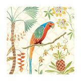Tropical Paradise III Reproduction d'art par Daphne Brissonnet