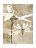 Pencil Floral II