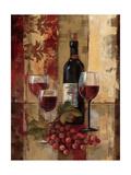 Graffiti and Wine II Reproduction d'art