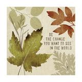 Leaves of Inspiration I