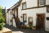 Old House in Culross  Scotland  UK
