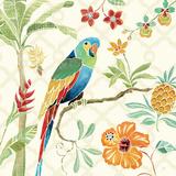 Paradis tropicalI Reproduction d'art par Daphne Brissonnet