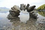 A Bridge with Stones