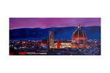 Florence Skyline with Santa Maria del Fiore