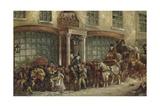 White Horse Cellar Hatchetts  Piccadilly  London